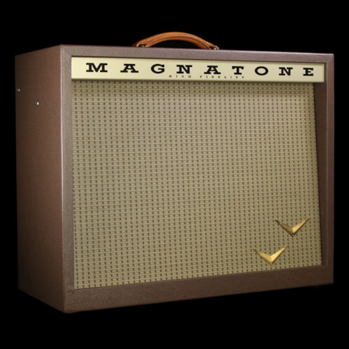 Magnatone Panoramic Stereo 2x10 Electric Guitar Combo Amplifier Brand New, $2,799.00