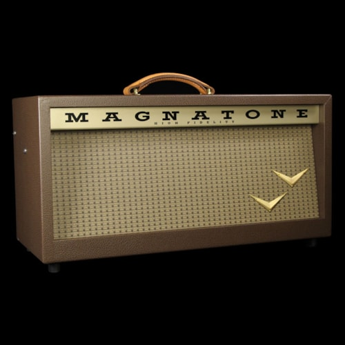 Magnatone Panoramic Stereo Head Electric Guitar Amp Brand New, $2,499.00