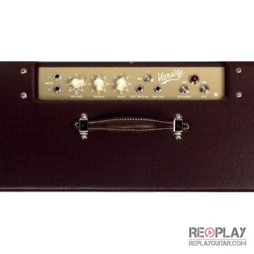 Magnatone Varsity 112 Combo (TV Front Burgundy) *Demo Model*