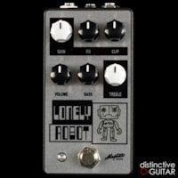 Magnetic Effects Lonely Robot