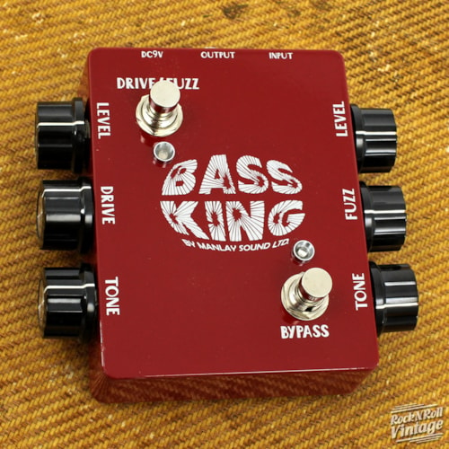 Manlay Bass King Brand New