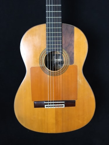 Manual Fernandez Flamenco natural wood, Very Good, Hard, $599.00