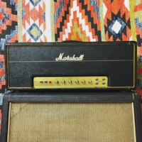 1969 Marshall Plexi 100w JMP Model #1959 Super Lead