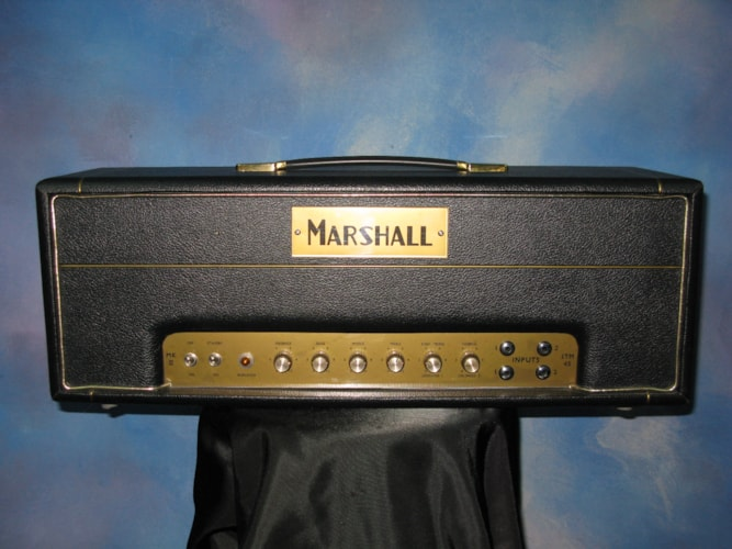 Marshall '65 JTM 45 Replica Black, Near Mint, $1,795.00