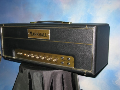Marshall '65 JTM 45 Replica Black > Amps & Preamps | Groovy Guitar