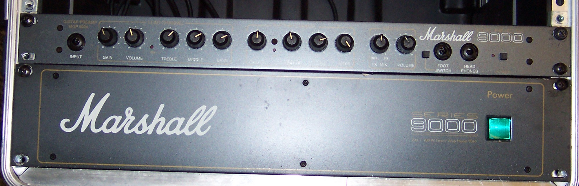 Marshall Preamp Mooer Micro 002 Uk Gold 900 Based On Jcm900 Power Amp Amps Preamps Axeshop Inc 1999x644