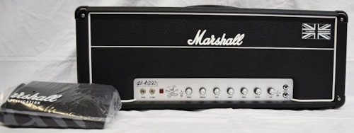 Marshall AFD Slash Signature Head Black/Silver