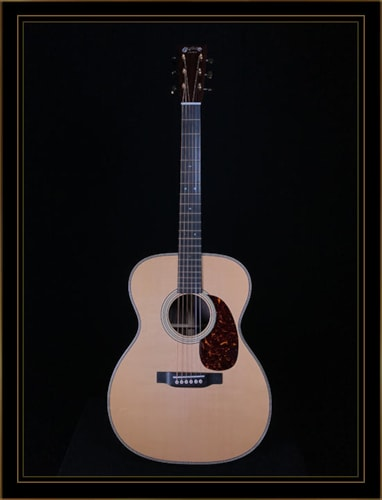 Martin 000-28 Modern Deluxe in Natural