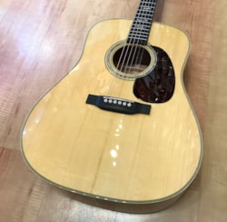 2018 Martin Custom Shop D-Style Body Acoustic Deep Quilt Maple