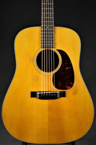 Martin D-18 Authentic 1939 VTS Aged (1939 Reissue) Brand New, Hard