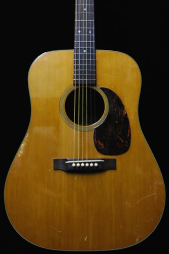 Martin D-18 Natural, Very Good, Hard, Call For Price!