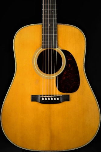 Martin D-28 Authentic 1937 VTS Aged (1937 Reissue) Brand New, Hard