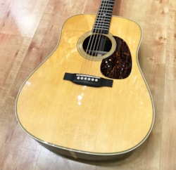 Martin D-28 Bigsby Acoustic Guitar