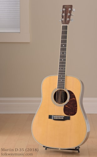 Martin D-35 (2018) Brand New, Original Hard, Call For Price!
