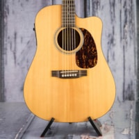 Martin DC-16GTE Acoustic/Electric, Natural