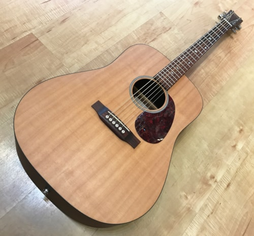 Martin DR With Gold Plus Pickup Acoustic Electric Guitar