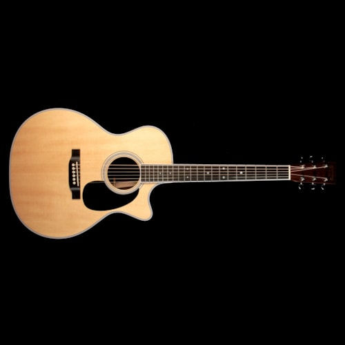 Martin GPC-35E Grand Performance Acoustic Guitar Natural Brand New $3,399.00