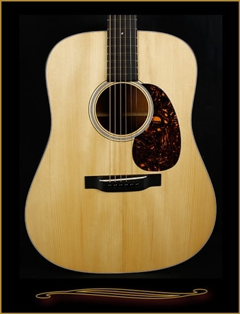 Martin Martin D-18 Authentic 1939 Mahogany Dreadnought with VTS Top
