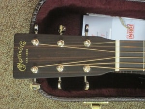 Martin Martin GPC-18E  Sitka/Figured Mahogany, Brand New, Original Hard