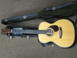 Martin OM-28E Retro, East Indian Rosewood/Sitka Spr