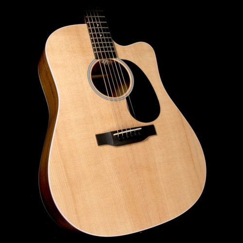 Martin Road Series DCRSG Dreadnought Cutaway Acoustic Guitar Natural