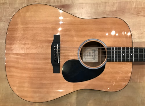 Martin Road Series DRSG Dreadnought Acoustic-Electric Guitar