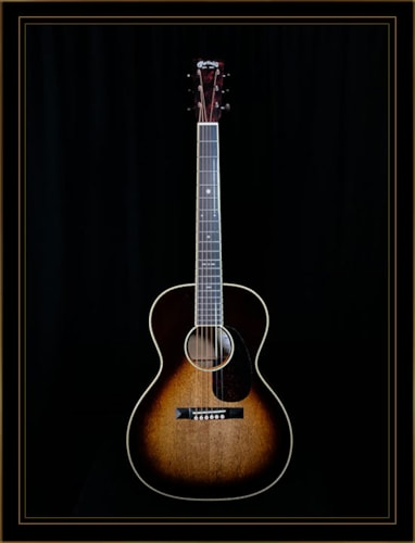 Martin Signature Edition CEO-9 in Mango Sunset Burst