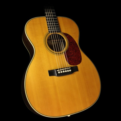 1999 Martin Used 1999 Martin 000-28EC Eric Clapton Model Acoustic Guitar Natural
