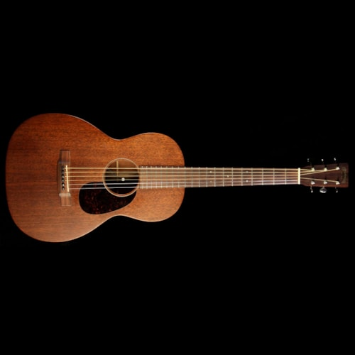 Martin Used Martin 00-15M Mahogany 12-Fret Acoustic/Electric Guitar Natural Natural, Excellent, $1,350.00