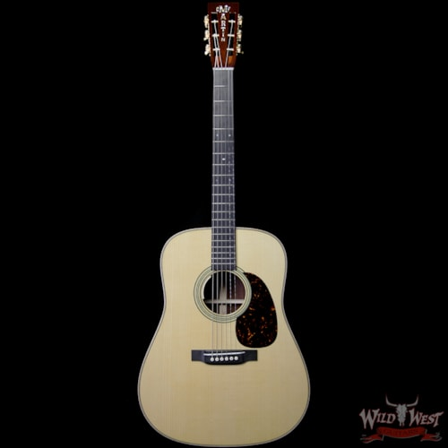 2019 Martin Custom Shop D-14F Adirondack Spruce Top Madagascar Rosewood Back & Side Slotted Headstock LR Baggs Electric-Acoustic Aging Toner