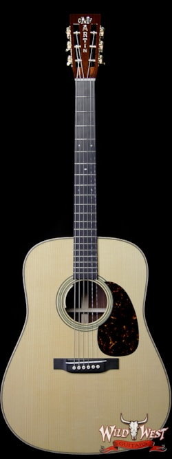 2019 Martin Custom Shop D-14F Adirondack Spruce Top Madagascar Rosewood Back & Side Slotted Headstock LR Baggs Electric-Acoustic