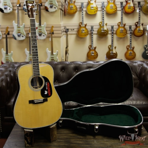 2019 Martin Special Edition D-35 Woodstock 50th Anniversary Natural