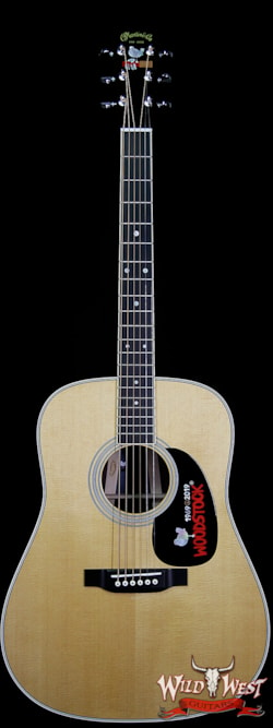 2019 Martin Special Edition D-35 Woodstock 50th Anniversary