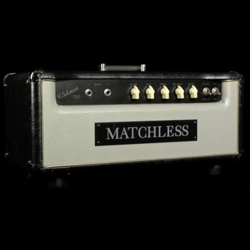 Matchless Used Matchless Clubman 35 Electric Guitar Amplifier Head Excellent, $2,250.00