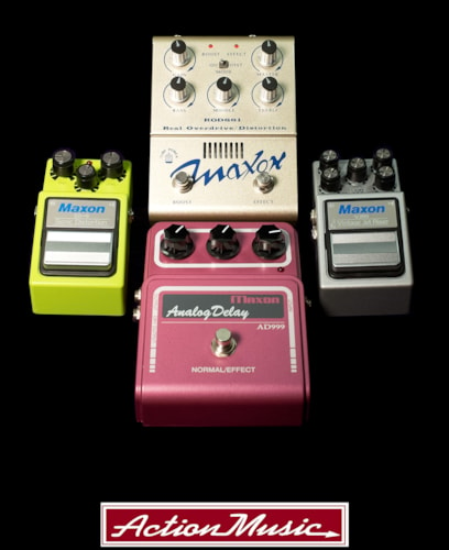 Maxon Guitar Effects