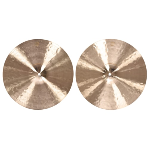"""Meinl 15"""" Byzance Foundry Reserve Hi-Hat Pair B-Stock"""