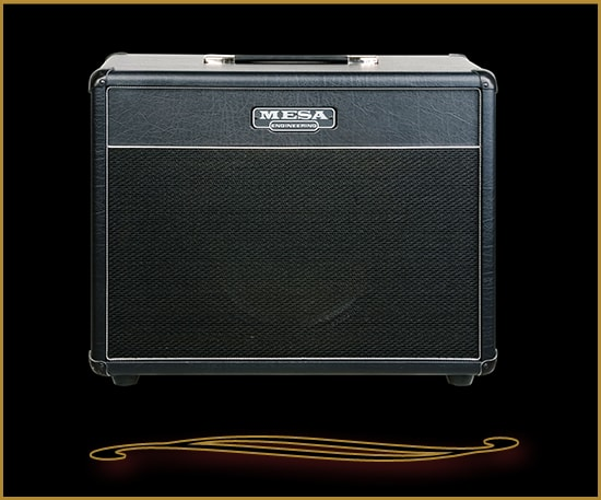 "Mesa Boogie 1x12 Lone Star 23"" Wide Cabinet with Celestion Creamback Black Taurus, Brand New"