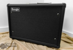 Mesa Boogie 1x12 WideBody Closed Back Thiele Cabinet w/ Vintage 30 Speaker - Black Taurus, Black Jute