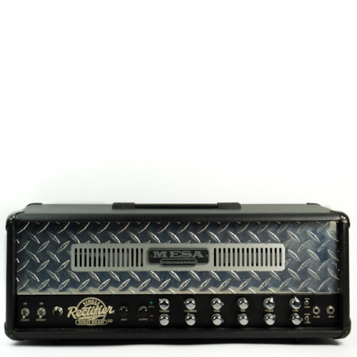 Mesa-Boogie 50-Watt Single Rectifier Guitar Head Very Good, $749.00