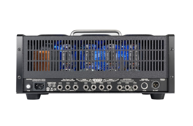 Mesa Boogie Bass Prodigy Four:88 250-watt Tube Bass Head