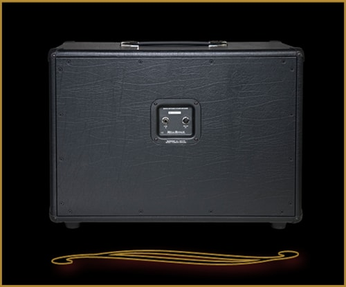 Mesa Boogie Compact 1x12 Widebody Closed Back Cabinet Black Taurus, Brand New