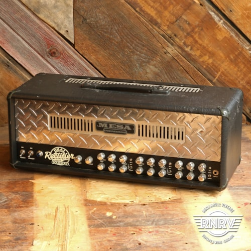 Mesa Boogie Dual Rectifier Solo Head Excellent, $995.00