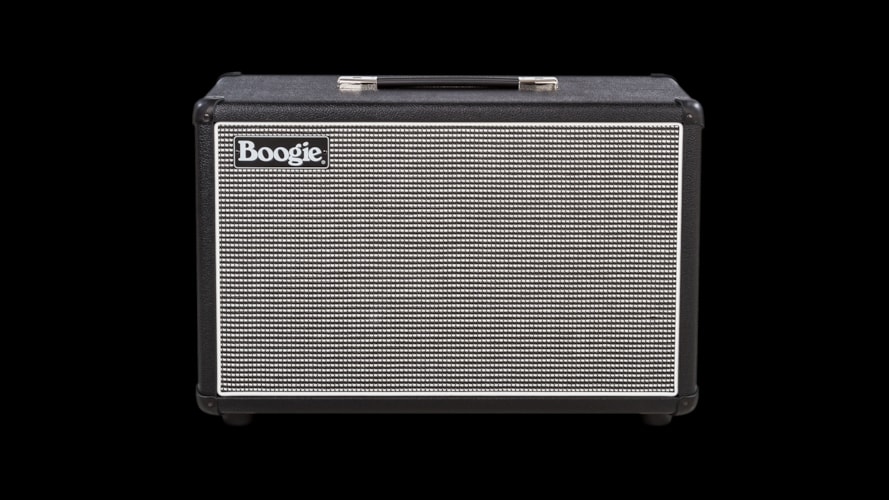 "Mesa Boogie Fillmore 1x12 23"" Wide Speaker Cabinet Black with Tinsel Grille, Brand New, $449.00"
