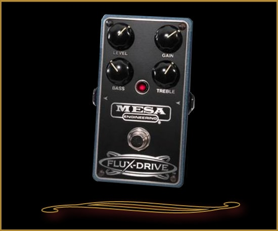 Mesa Boogie Flux-Drive Overdrive+ Pedal Brand New