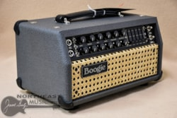 Mesa Boogie Mark V: 25 Amp Head - British Slate Bronco, Wicker Grille