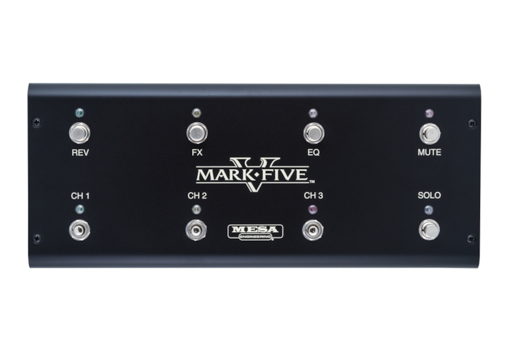 Mesa Boogie Mark V Footswitch