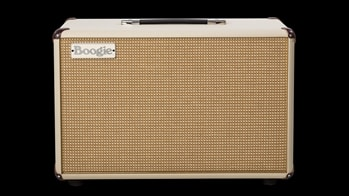 Mesa Boogie Mesa Boogie 1x12 California Tweed 23 Cabinet in Cream Bronco