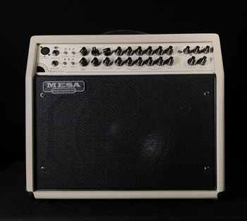 Mesa Boogie Mesa Boogie Rosette 300 One:Ten Acoustic Combo in Cream Bronco with Black Jute Grille