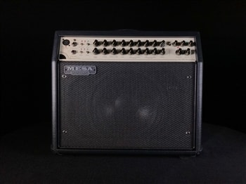 Mesa Boogie Mesa Boogie Rosette 300 One:Ten Acoustic Combo in Black Taurus with Black Jute Grille