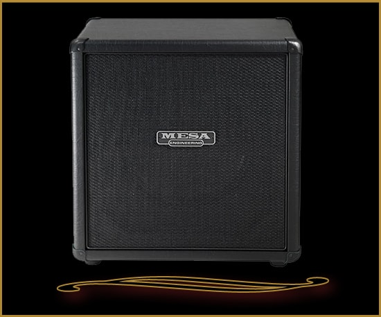 Mesa Boogie Mini Rectifier 1x12 Straight Cabinet Black Taurus, Brand New, $499.00